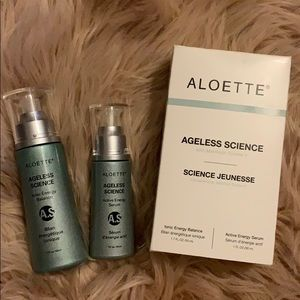 Aloette Ageless Science